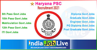 haryana-psc-recruitment-hpsc-indiajoblive.com