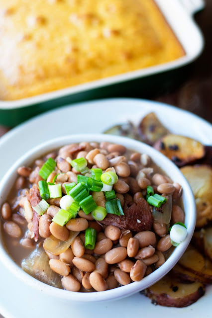 Crockpot West Virginia Soup Beans Recipe