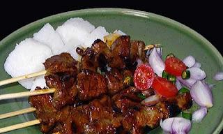 Pancah Daging Khas Bengkulu