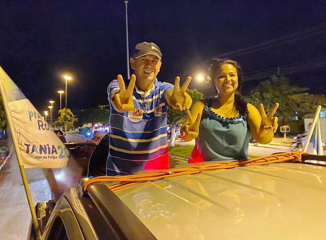TÂNIA CONRADO: Carreata encerra campanha marcada por respeito e gratidão aos rosarienses