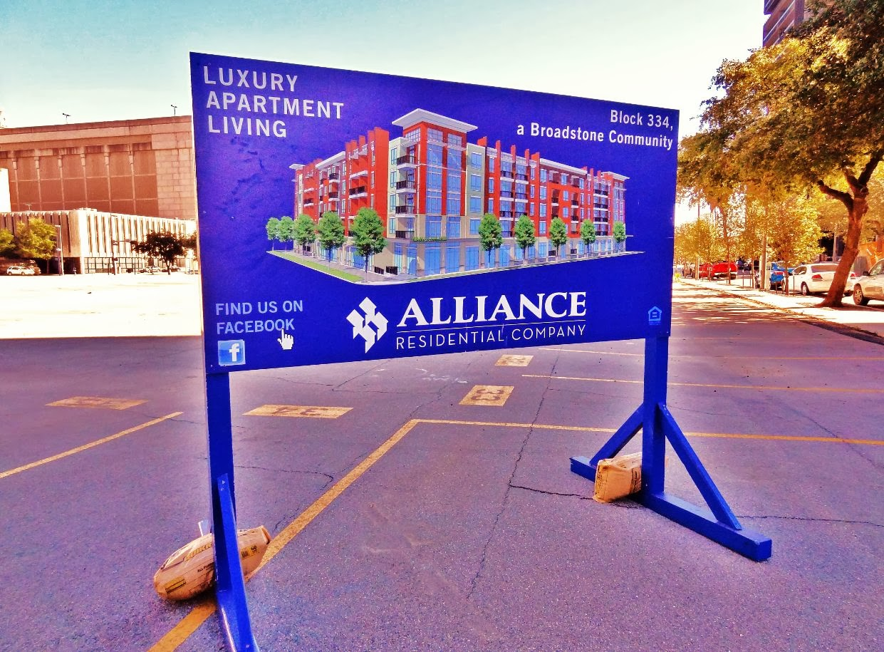 Houston in Pics: 1515 Main Block 334 Luxury Residential