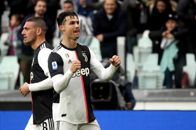 Juventus 3-1 Udinese: Ronaldo double sends Juve top with immense display