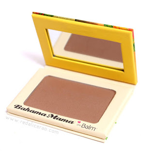 The Balm, Mary-lou Manizer, Bahama Mama, Beauty, Beauty products, beauty review, makeup, make up, highlighter, bronzer, contour powder, top beauty blog, beauty blog, red alice rao, redalicerao
