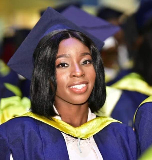 University Of Ibadan Celebrates Graduating Student With 7.0 CGPA (Photos)