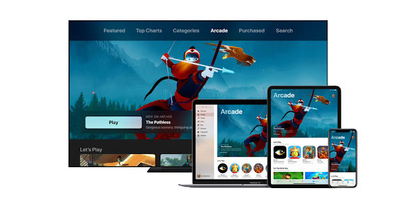 Apple Arcade announced: First premium gaming service on mobile