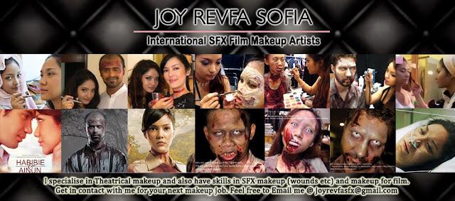 Teruja Bertemu Joy Revfa Pengasas Merve Cosmetic