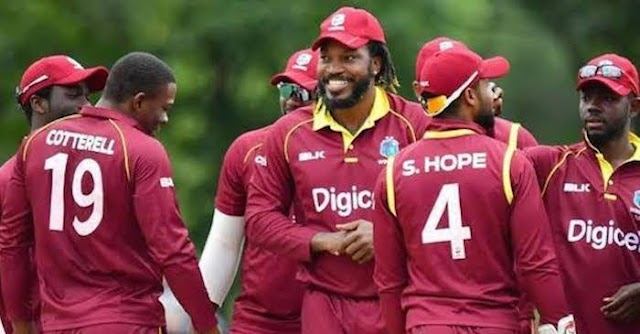 West Indies Cricket Board Announced The New Team For One Day Tour With India