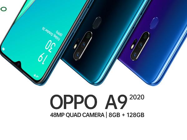 Mengulik Kemampuan dan Spesifikasi Oppo A9 2020 yang Dilengkapi 4 Kamera