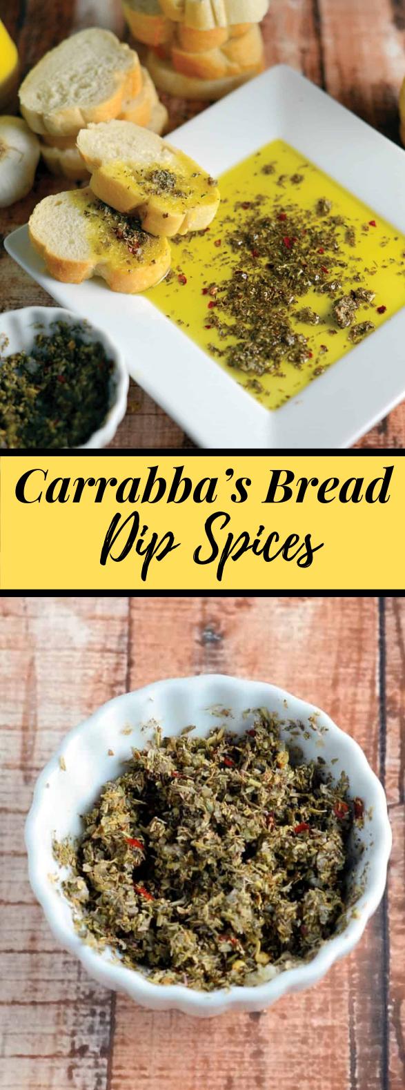 Carrabba's Olive Oil Bread Dip #meal #recipe