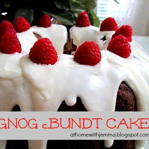 Holiday Bundt Cake Love