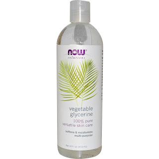 جلسرين نباتي متعدد الاستخدامات من اي هيرب  Now Foods, Solutions, Vegetable Glycerine, 16 fl oz (473 ml)