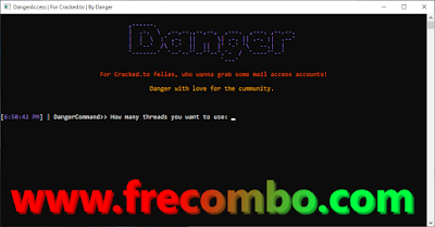 Dangeraccess - By Danger | Mail Access Checker