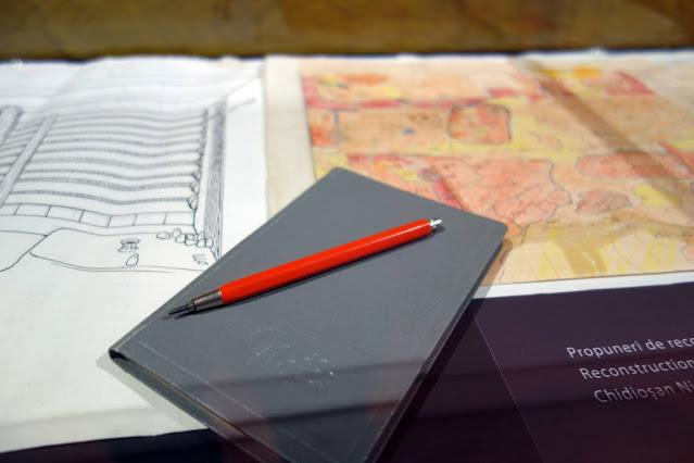 Kooh-I-Noor 2 mm pencil in museum
