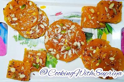 Mango dish in hindi by cooking with supriya