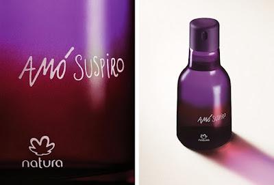 perfume gourmand amo suspiro natura