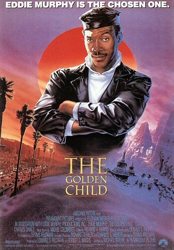 The Golden Child 1986 Dual Audio Hindi Movie Download