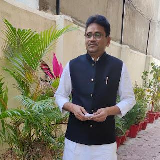 मानसिक रोगी हो चुके है पूर्व विधायक समतिरे - अजय मिश्रा