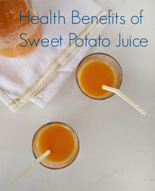 Health Benefits of Sweet potato Juice