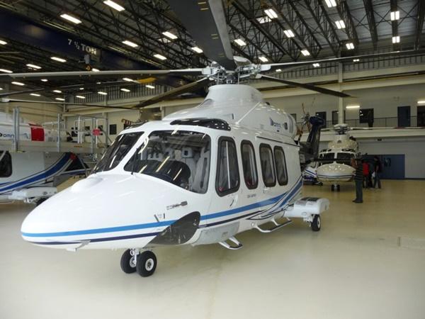 Omni amplia sua frota de helicópteros para levar passageiros às plataformas do pré-sal