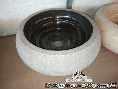 Wastafel Cuci Tangan, Wastafel Marmer, Wastafel Batu Alam
