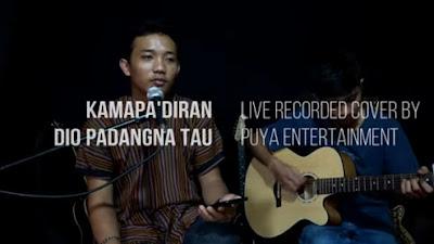 Lirik Lagu Toraja: Kamaparrisan Dio Padangna Tau