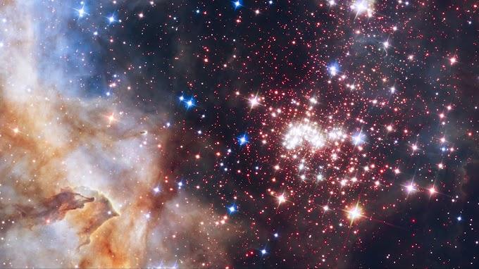 Nebulosa, Estrelas, Sol, Poeira, Espaço, Infinito
