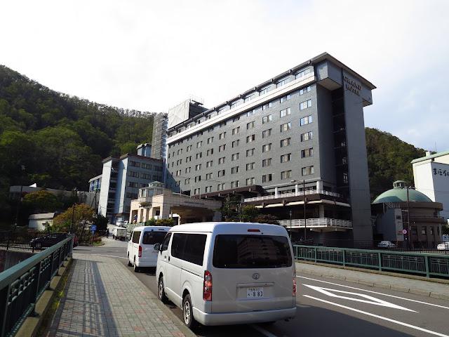 Noboribetsu Onsen Village Grand Hotel. Hokkaido. Tokyo Consult. TokyoConsult.