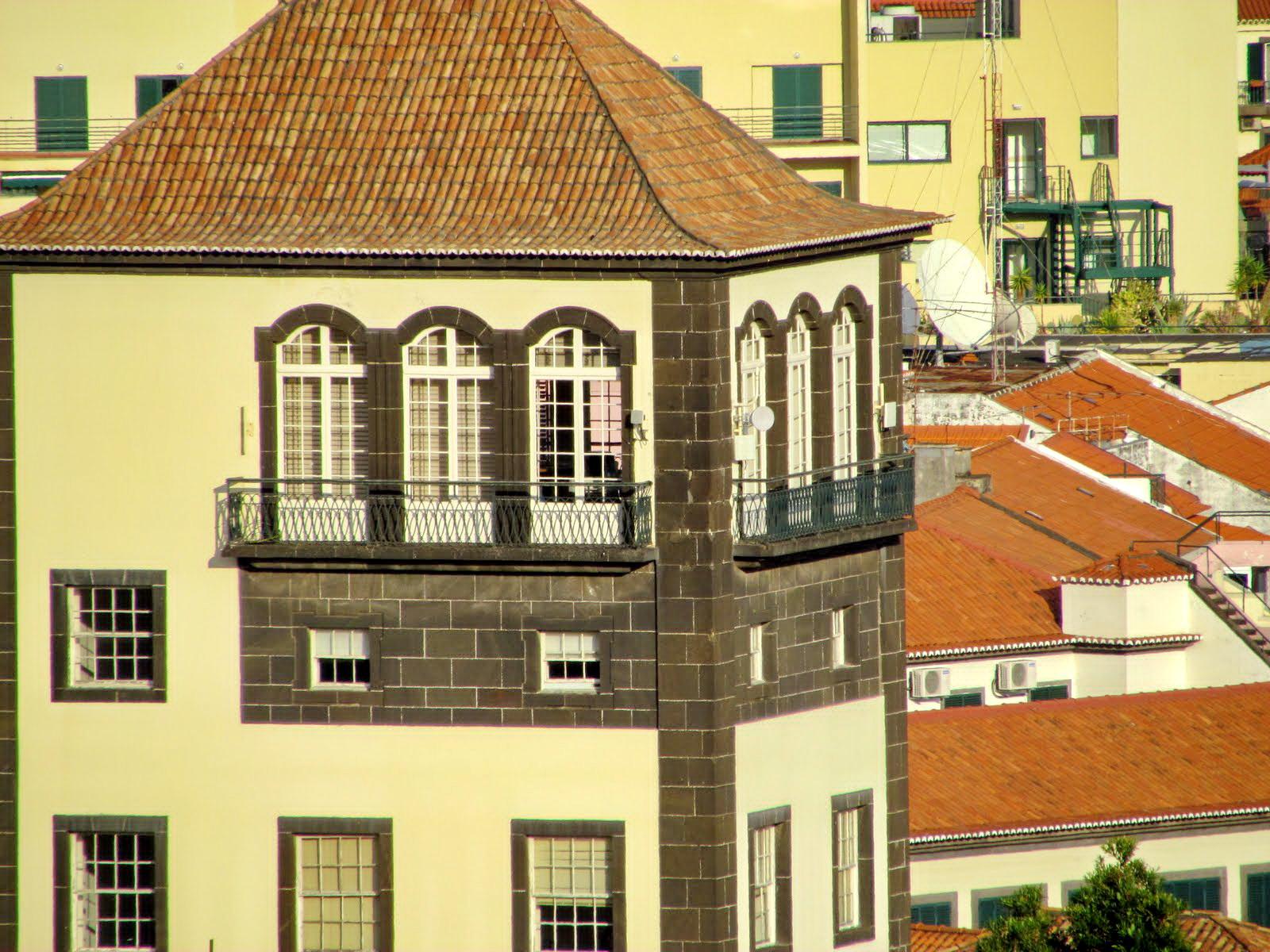 city hall tower