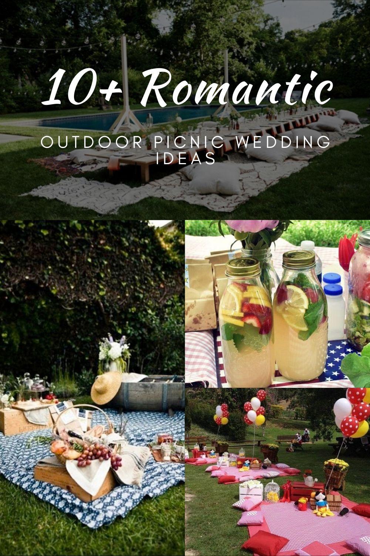 Outdoor Picnic Wedding Ideas