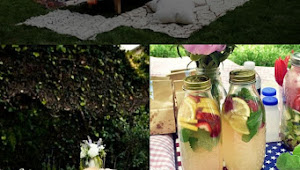 10+ Romantic Outdoor Picnic Wedding Ideas