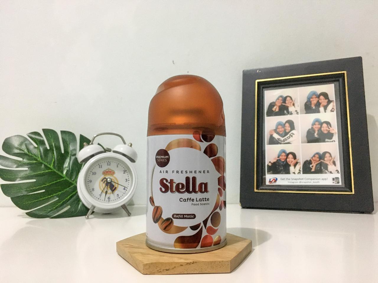 pengharum ruangan stella aroma kopi