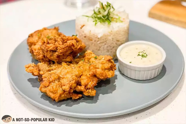 Buttermilk Chicken of Early Bird, Robinsons Place