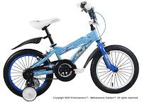 Sepeda Anak Laki-Laki Pacific Viroso BMX 16 Inci