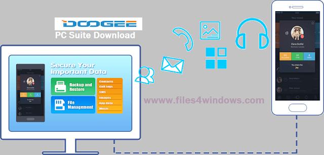 Download Doogee PC Suite