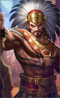 Lapu Lapu Ancestral Blade Heroes Fighter Assassin of Skins V1