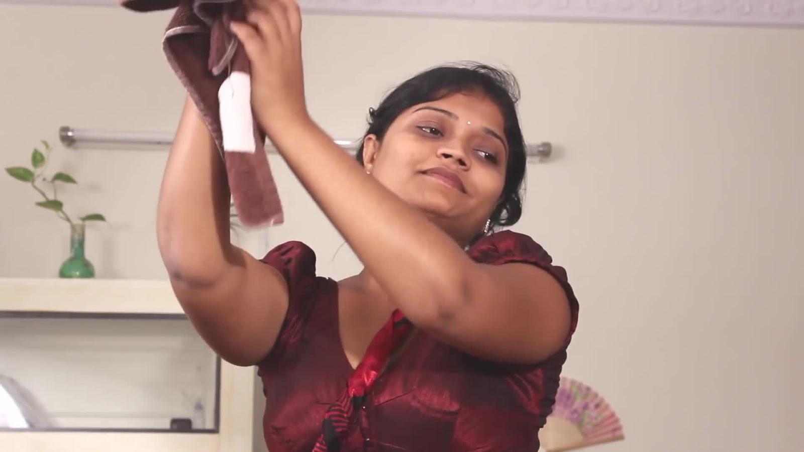 Indian cute aunty-2047