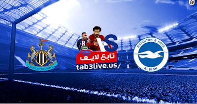 مشاهدة مباراة نيوكاسل يونايتد وبرايتون بث مباشر بتاريخ 20-07-2020 الدوري الانجليزي