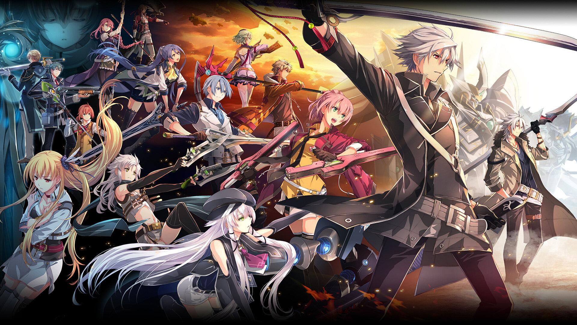 The Legend of Heroes: Trails of Cold Steel IV será lançado no Switch em 9  de abril - Nintendo Blast