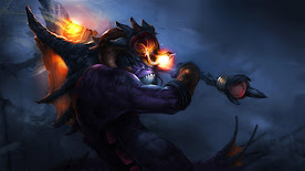 Slardar DOTA 2 Wallpaper Fondo Loading Screen