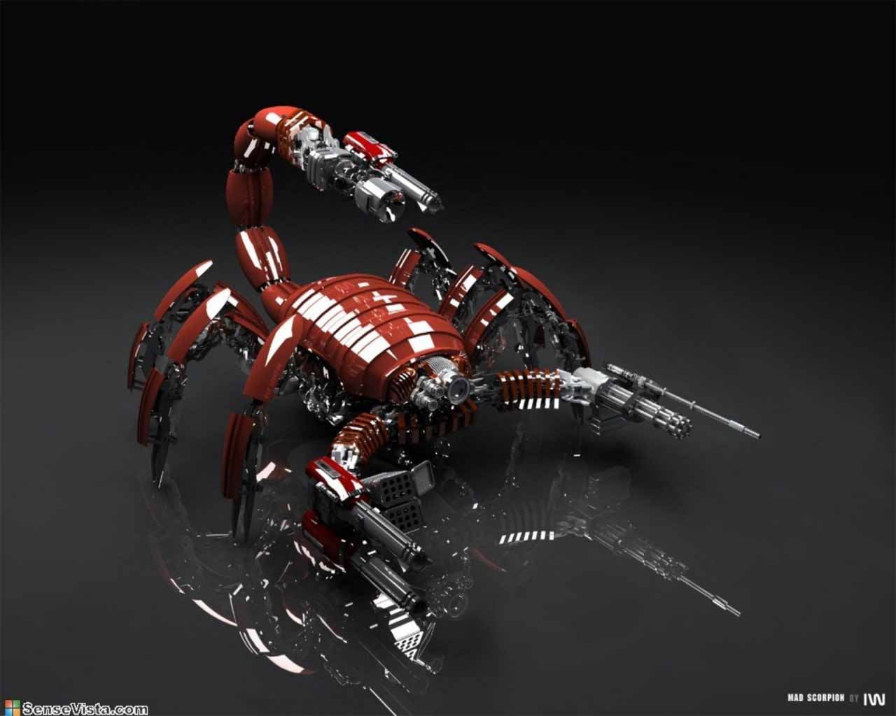 Top Selection of Robot Wallpaper
