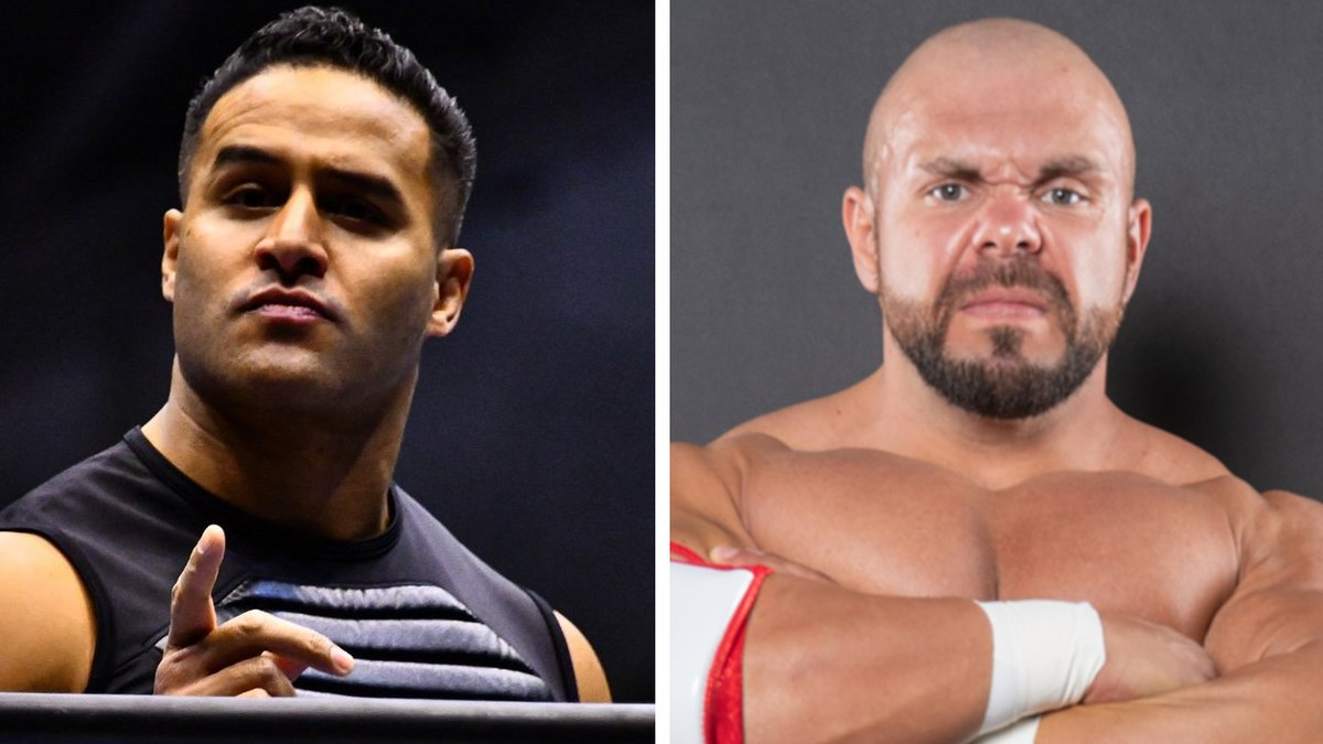 Tama Tonga explica o porquê Michael Elgin não está mais na NJPW