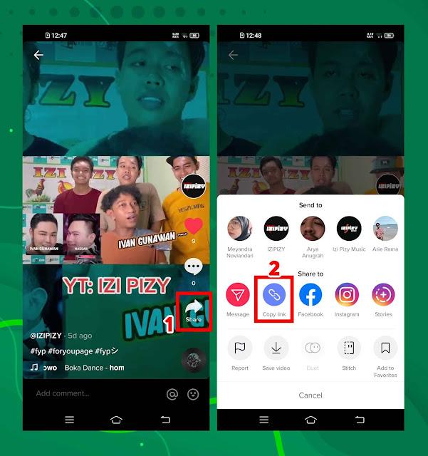 Cara Mudah Download Video Tiktok No Watermark Tanpa Ribet