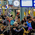 Major power outage halts Amsterdam rail service, roads