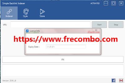 Simple Backlink Indexer 20.9.1.8 Cracked