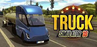 Truck Simulator 2018 : Europe v1.2.7 (Mod)