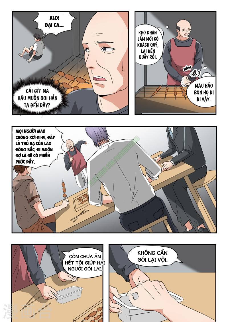 thấu thị chi nhãn Chapter 124 - upload bởi truyensieuhay.com