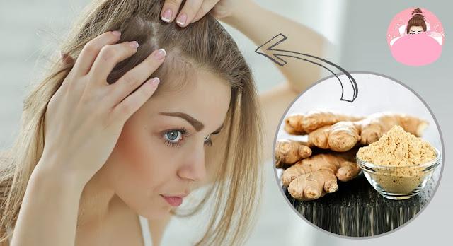 Comment récupérer vos cheveux avec du gingembre s'ils tombent du stress