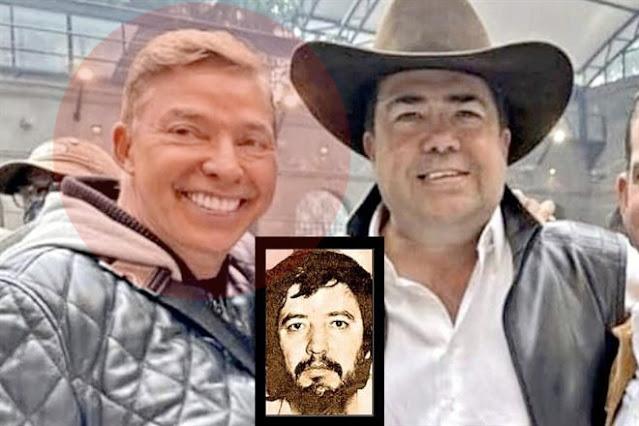 Reaparece ex Comandante Federal que cenaba con Amado Carrillo y protegía al Cártel de Juárez