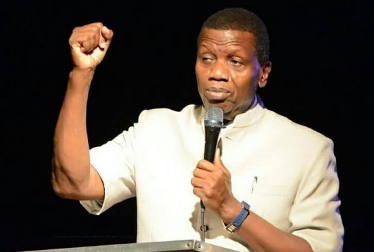 This is the Reason Why Pastor Adeboye's Helicopter Was Suspended By The Federal Government