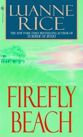 BOOK REVIEW: Firefly Beach by Luanne Rice